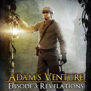 Adams Venture 3 Revelations game