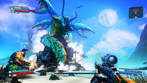 Borderlands The Pre Sequel Free PC game Download