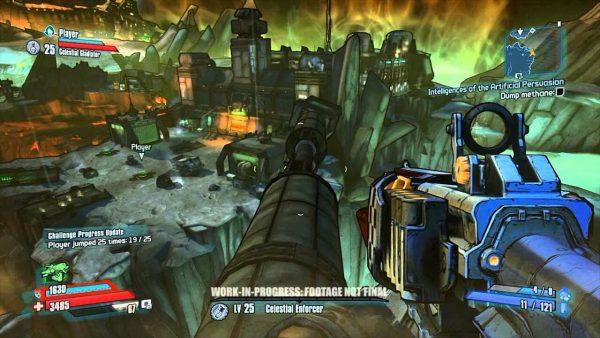 Borderlands The Pre Sequel PC game Download