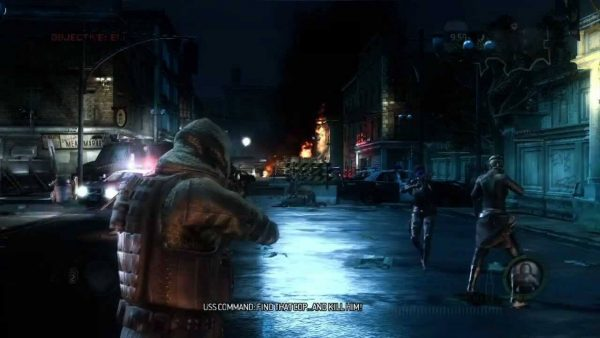Resident Evil Operation Raccoon City Game Free Download