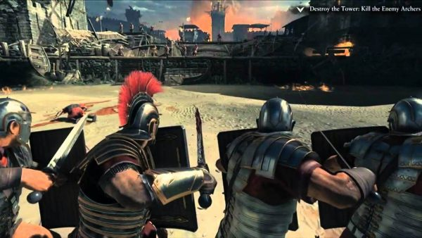 Ryse Son of Rome Full pc Game download