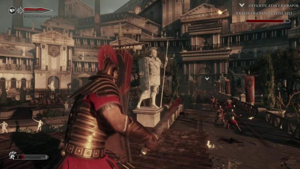 Ryse Son of Rome Game Download for pc