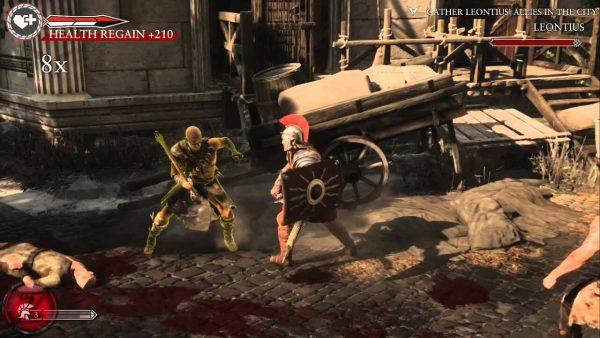 Ryse Son of Rome download pc