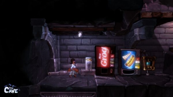 The Cave PC Game Free Download