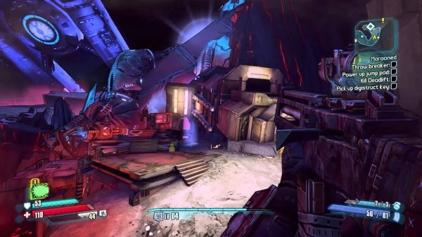 borderlands the pre sequel gameplay