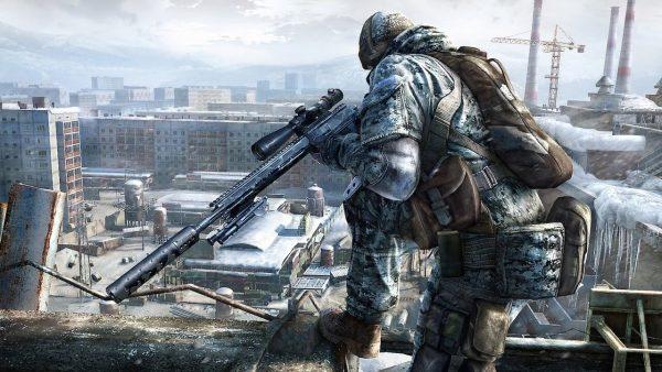 sniper ghost warrior 2 Gameplay