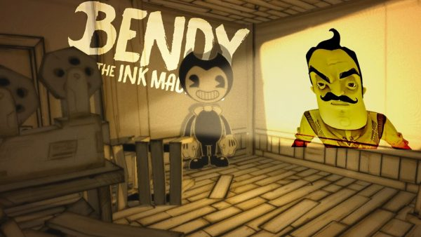 bendy and the ink machine full game download pc