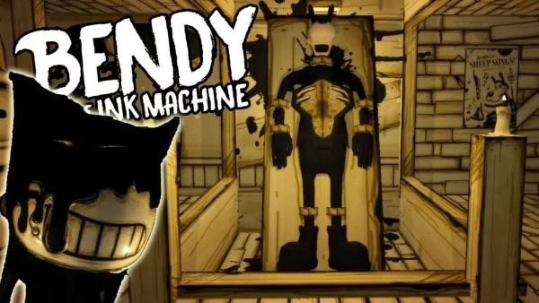 bendy and the ink machine pc download