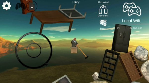 Getting Over It With Bennett Foddy game for pc