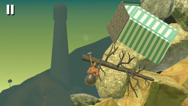Getting Over It With Bennett Foddy pc download