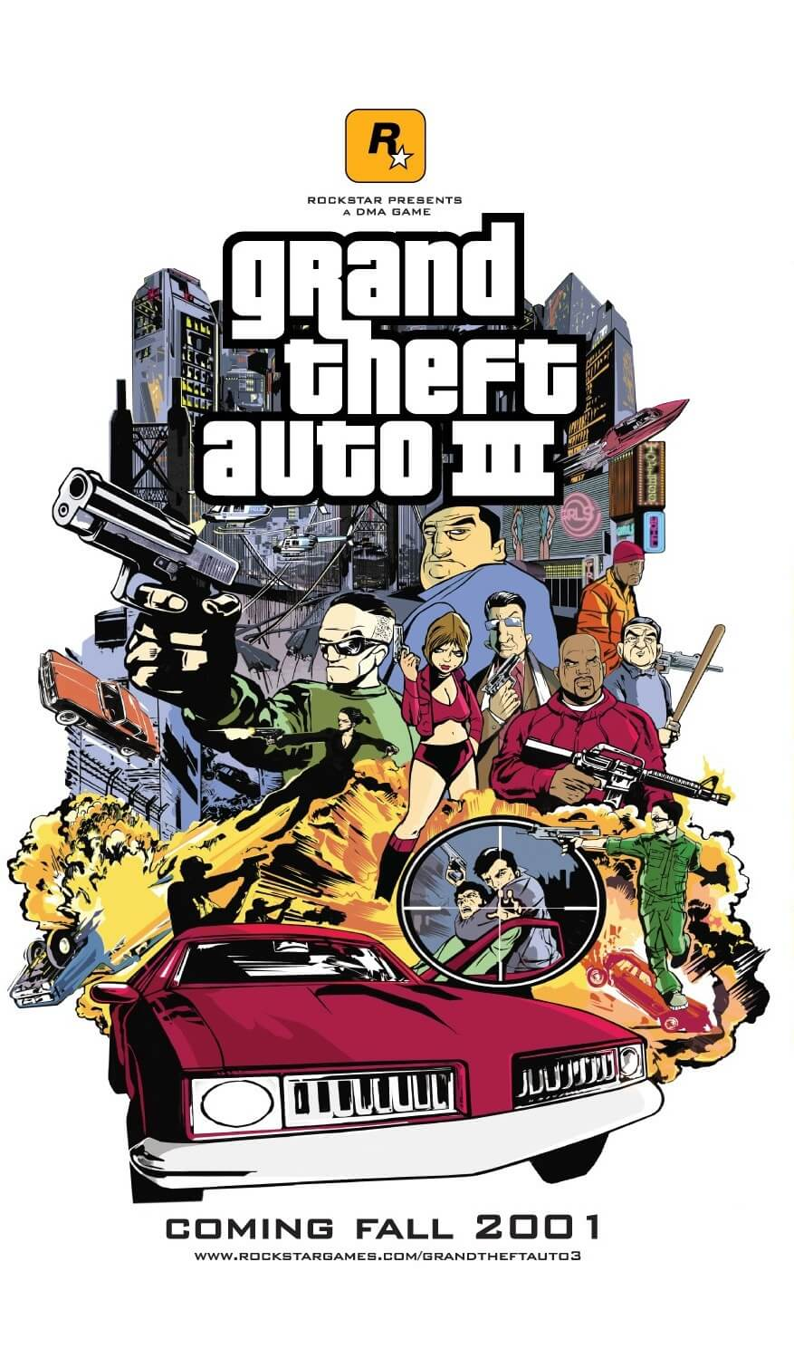 Grand Theft Auto 3 download for pc highly compressed
