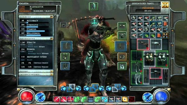 HELLGATE London game download pc