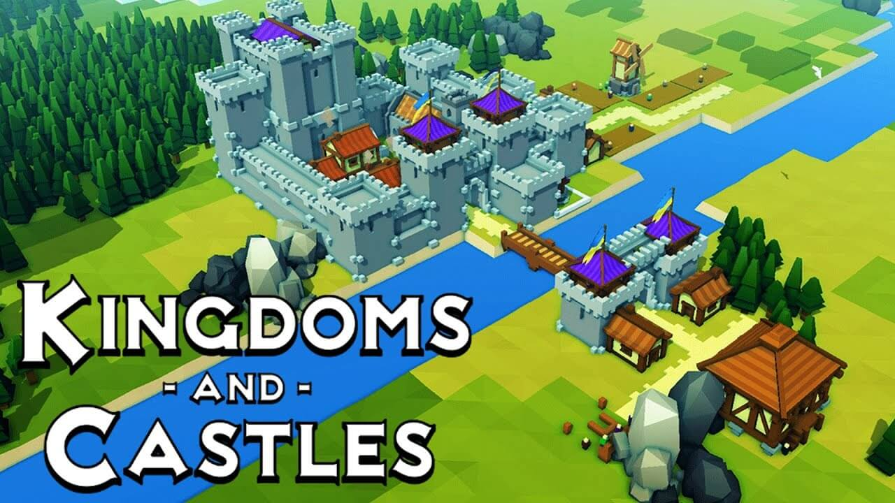 Kingdoms And Castles game download for pc
