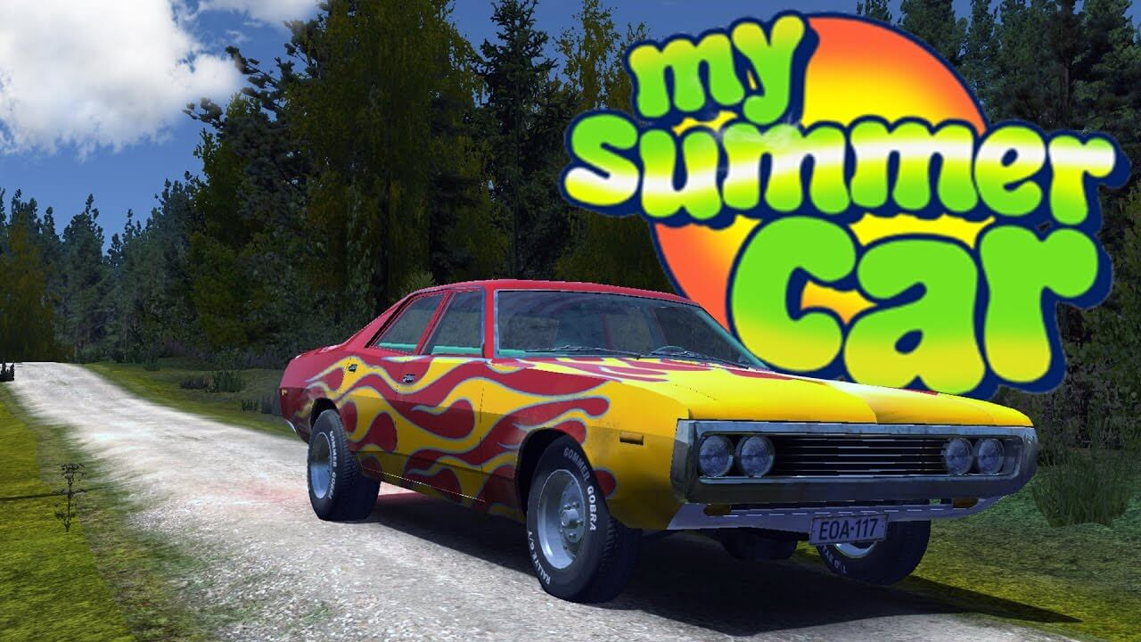 My Summer Car download pc