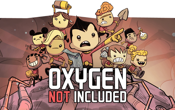 Oxygen Not Included Alpha pc game