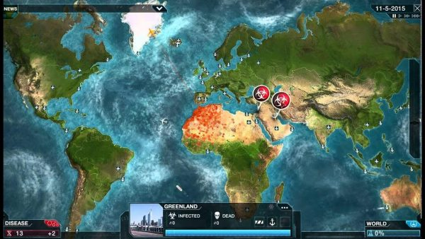 Plague Inc Evolved pc download