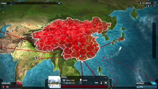 Plague Inc Evolved pc game free download