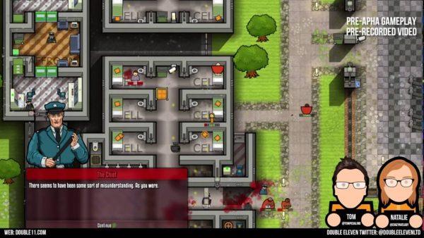 Prison Architect free pc game download