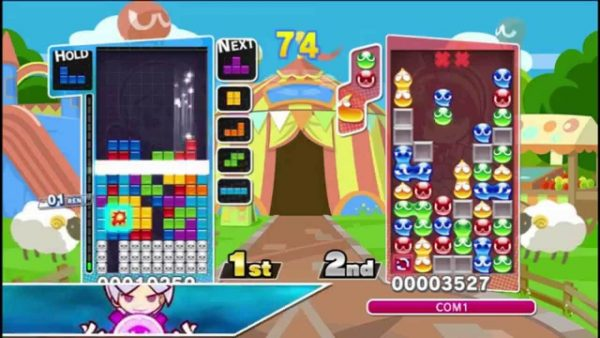 Puyo Puyo Tetris download for pc