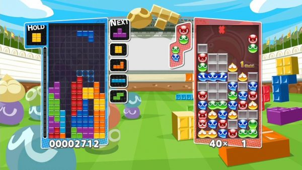 Puyo Puyo Tetris game download for pc