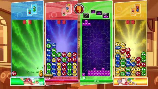 Puyo Puyo Tetris pc game free download