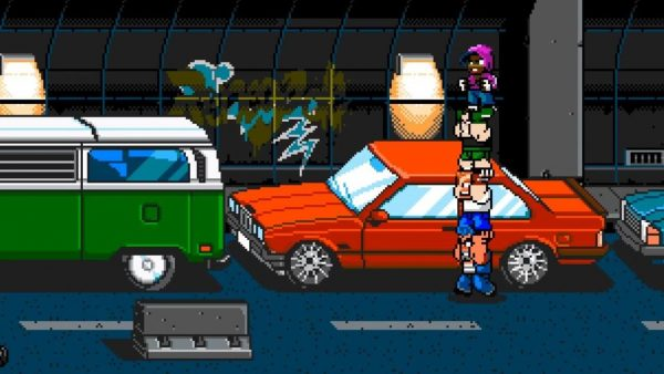 River City Ransom Underground game download for pc