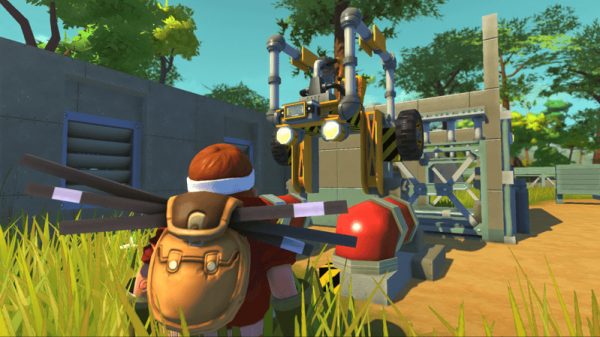 Scrap Mechanic free download pc