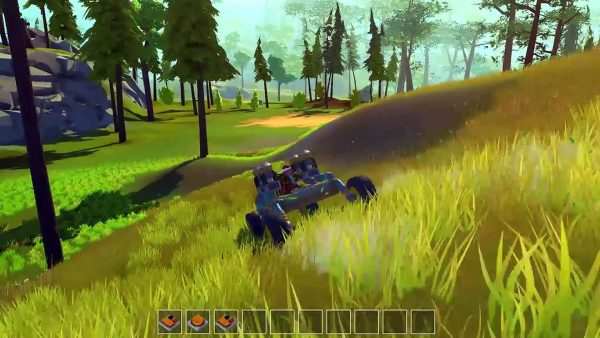 Scrap Mechanic free pc download