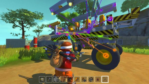 Scrap Mechanic game download for pc