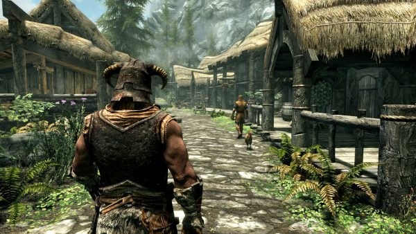 The Elder Scrolls V Skyrim game download for pc