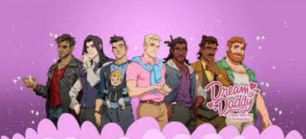 dream daddy gameplay