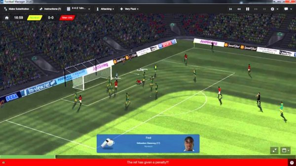 football manager game pc
