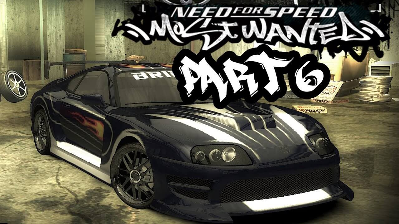 need for speed most wanted higly compressed pc game