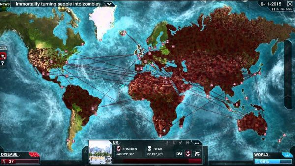 plague inc evolved apk