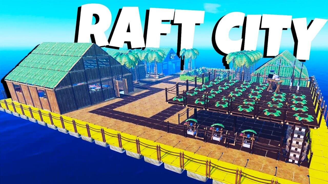 raft game download for pc