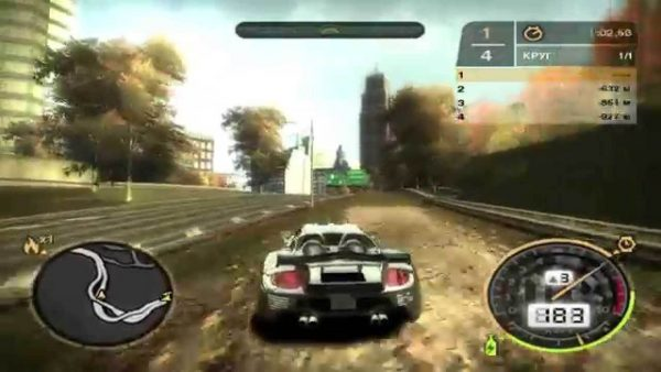 need for speed most wanted black download pc