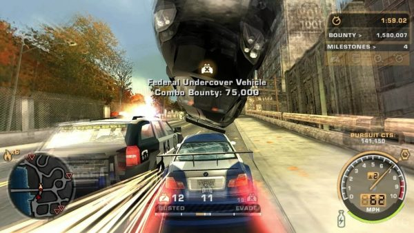need for speed most wanted black edition download for pc highly compressed