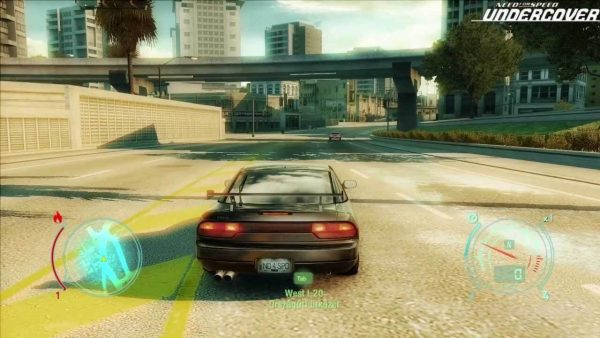 need for speed undercover game for pc