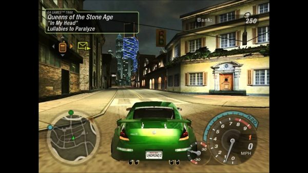 need for speed underground 2 highly compressed for pc