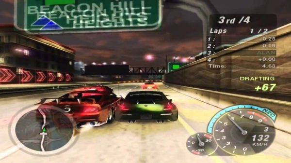 need for speed underground 2 iso pc