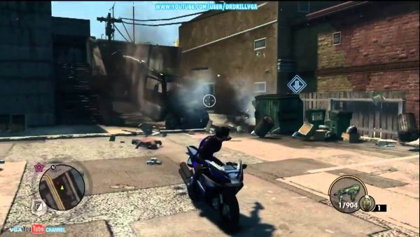 saints row the third gameplay pc