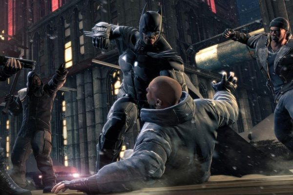 Batman Arkham Origins game download pc