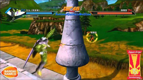 Dragon Ball Xenoverse game for pc