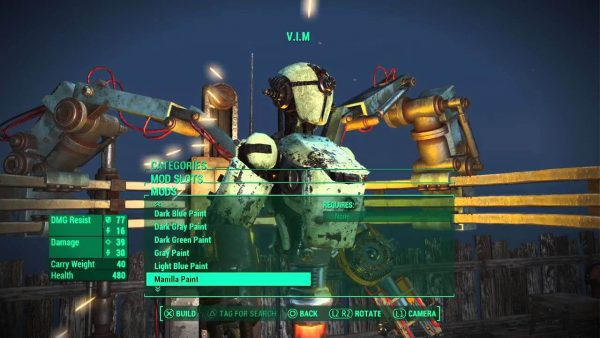 Fallout 4 Automatron dlc walkthrough