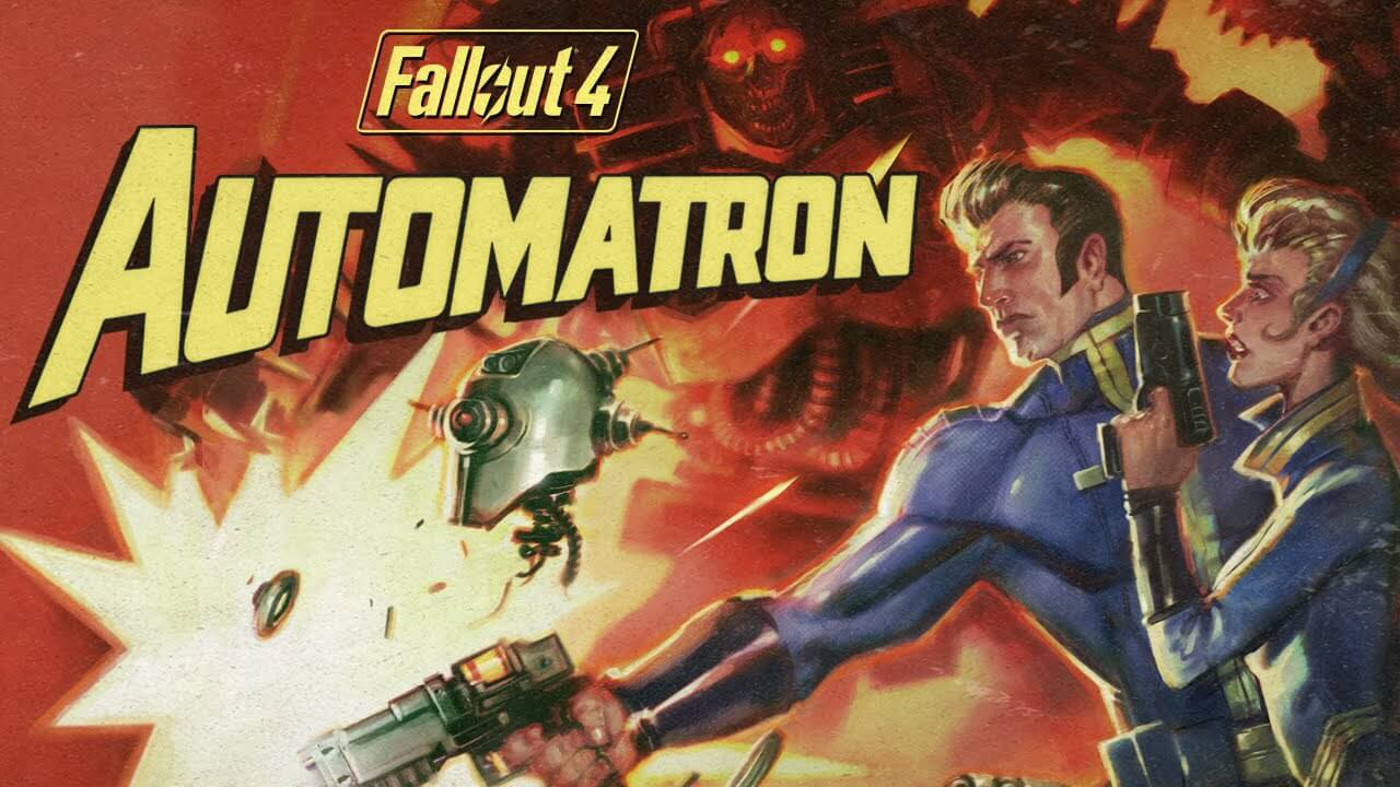 Fallout 4 Automatron download game for pc