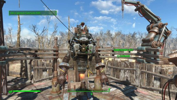 Fallout 4 Automatron highly compressed