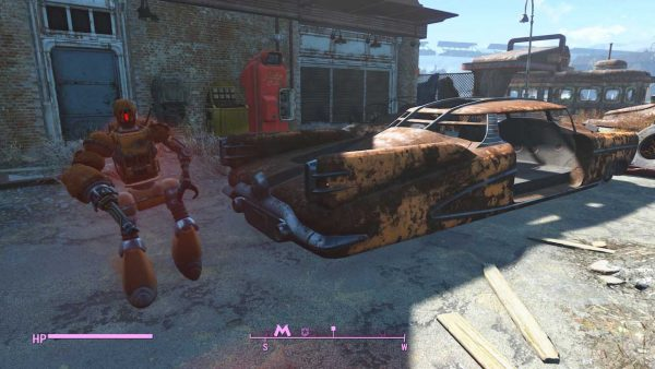 Fallout 4 Automatron pc game download