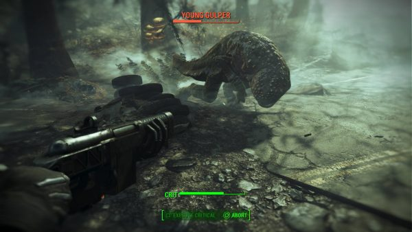 Fallout 4 Far Harbor highly compressed