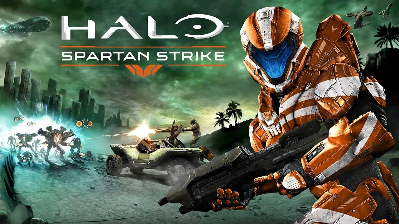 Halo Spartan strike pc download