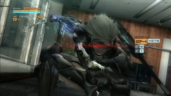 Metal Gear Rising Revengeance game for pc